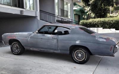 Auto restauriert LA